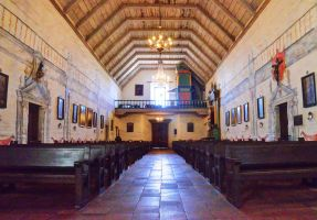 Mission San Jose Chapel by PaulWeber