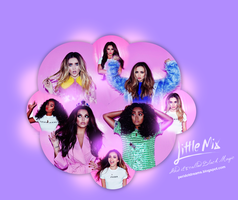 Little Mix - Black Magic Blend by feel-inspired