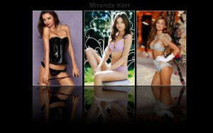 Miranda Kerr wallpaper 8 by Balhirath