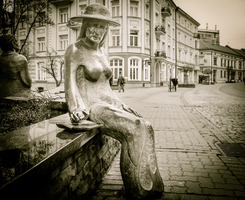 The Lady by marrciano