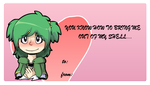 Pokecino: Ashley Valentines Card by TENUanims
