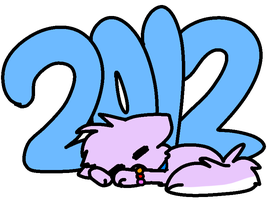 2012 by Caramelcat123