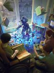 GOLEM - toys and magic by randis