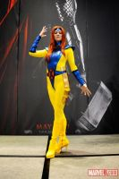 My Jean Grey Costume 2 by screaM4Dolls