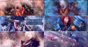 Commissions Sigs by SL4eva