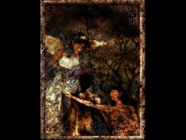 Tarot 6 - The Lovers by Wrathman