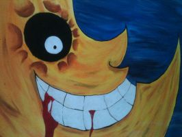 Soul Eater Moon by Jinsmadventure