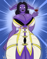 Nobody warned me about the 'wine' by Sammy-Upvotes