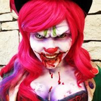 LuLu the Clown by OldirtyZombie