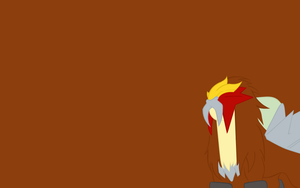 Entei Wallpaper by Banana-Bear