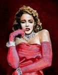'My Material Girl' 2009 by StPeteArtisan