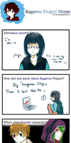 Kagerou Project meme ! by iMii-s