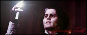 Sweeney Todd - Gift for Maggi by DarkRed27