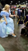 PRCC 2015 the shoe fits by DramaDollLover