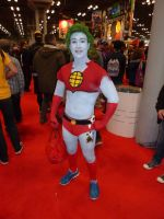 Captain Planet by nx20