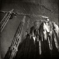 Sagrada Familia by mabuli