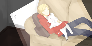 APH: Naptime by StarRipple