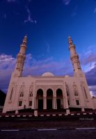 mosque by aLwHm