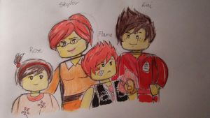 NG family - Kailor by Squira130