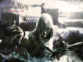 Assassin Creed by wi3rzba by wierzba78