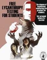 Free Lycanthropy Testing by nothere3