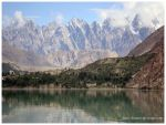Hunza Valley - Ata Baad Lake - Pakistan by hiaamir