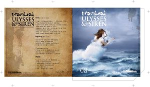 Ulysses and the siren-2 by eymur