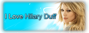 Hilary Duff by M0r10N