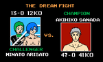 Akihiko's Punch-Out!! by RomadE