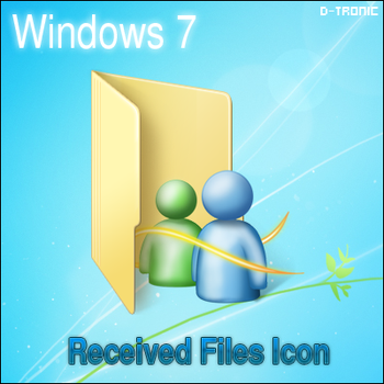 Windows Live Received Files by D-Tronic