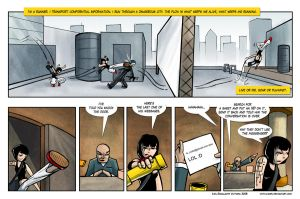 Mirrors edge strip by ivanev