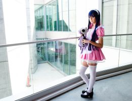 Stocking Maid by spritepirate