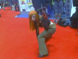 Kim Possible Cosplay by Byo2010