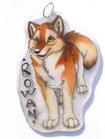 Rowan charm by SirKittenpaws