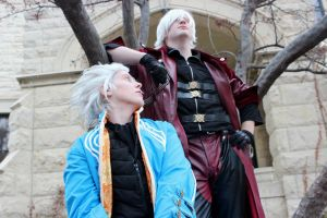 Dante and Vergil 4 by RedMindlessFilms