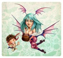 From Morrigan with Love by JonathanChanutomo