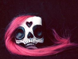 Skelena Dead The Shrunken Head by UrsulaDecay