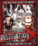 WCF Battle Entry Destination X by TheNotoriousGAB