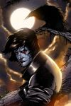 The Crow: Ghost of Sorrow Inked and colored by Ace-Continuado