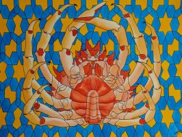 The Crab by MedeiaDesigns