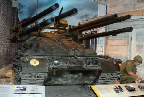 M-50 Ontos by shelbs2