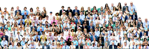 people stadium crowd png by DIGITALWIDERESOURCE