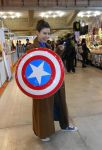 Expocomic 2014 - Shields are cool! by ArwendeLuhtiene