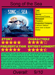 Initial Thoughts: Song of the Sea by JIMATION-AKA-LX
