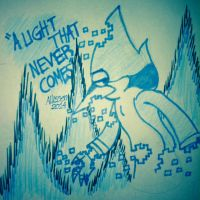 A Light That Never Comes by allissen