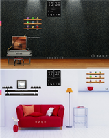 Contrast in Ambiance - My win7 Rooms by rvc-2011