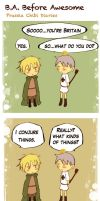 Chibi Prussia Diaries -024- by Arkham-Insanity