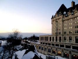 Fairmont Chateau Laurier by Kitsumi-Hime