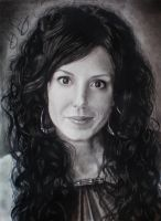 Mary-Louise Parker by juley-art
