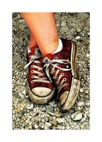 Chucks by onecoppercent